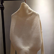 Одежда ручной работы. Ярмарка Мастеров - ручная работа джемпер из чистого кашемира ( экстра ). Handmade.