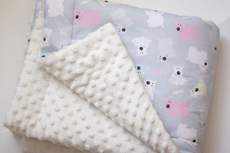 Одеяло для новорожденных своими руками - 7 вариантов с