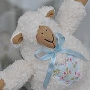 """Куклы и игрушки ручной работы. Ярмарка Мастеров - ручная работа Гирлянда """"Овечки"""". Handmade."""