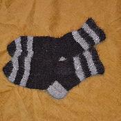 Носки ручной работы. Ярмарка Мастеров - ручная работа Носки из собачьей шерсти. Handmade.