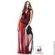 Платья ручной работы. Ярмарка Мастеров - ручная работа. Купить Платье-туника, носится как платье или с узкими брюками Рубиновые цветы. Handmade.