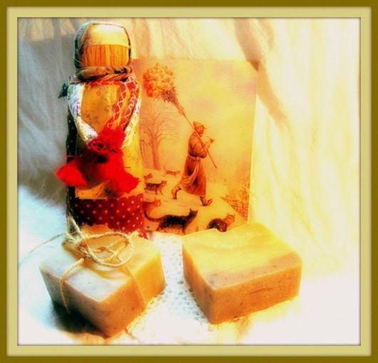 Мыло ручной работы. Ярмарка Мастеров - ручная работа. Купить Мыло с нуля «Лечебные глины». Handmade. Коричневый, скраб для тела