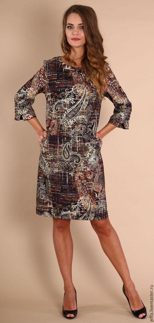 Платья ручной работы. Ярмарка Мастеров - ручная работа. Купить Платье Эвианна арт.5407. Handmade. Тёмно-зелёный
