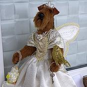 Куклы и игрушки ручной работы. Ярмарка Мастеров - ручная работа Фея эрделька. Handmade.