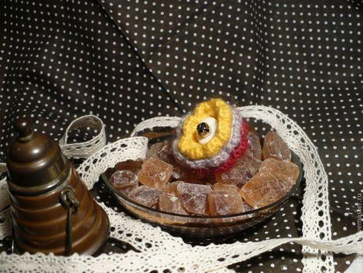 Кольца ручной работы. Ярмарка Мастеров - ручная работа. Купить Колечко вязаное. Handmade. Колечко, кольцо для девочки, основа для кольца