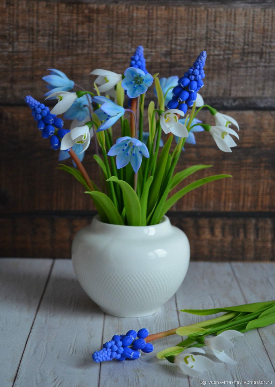 весенние первоцветы вазе фото картинки жевательного зефира получается