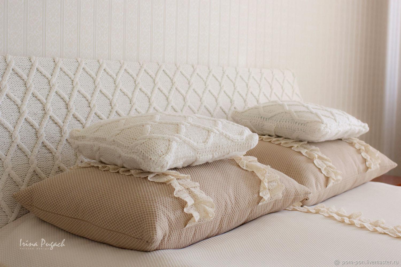 Чехол для спинки кровати своими руками фото 496