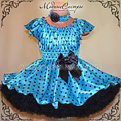 Работы для детей, handmade. Livemaster - original item Baby dress Fairy Art.322. Handmade.