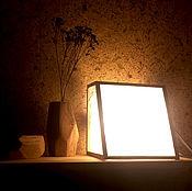 Для дома и интерьера ручной работы. Ярмарка Мастеров - ручная работа Настенная лампа-светильник (бра). Handmade.