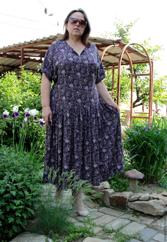 94a104837d2 Платья ручной работы. Ярмарка Мастеров - ручная работа. Купить Летнее платье.  Handmade.