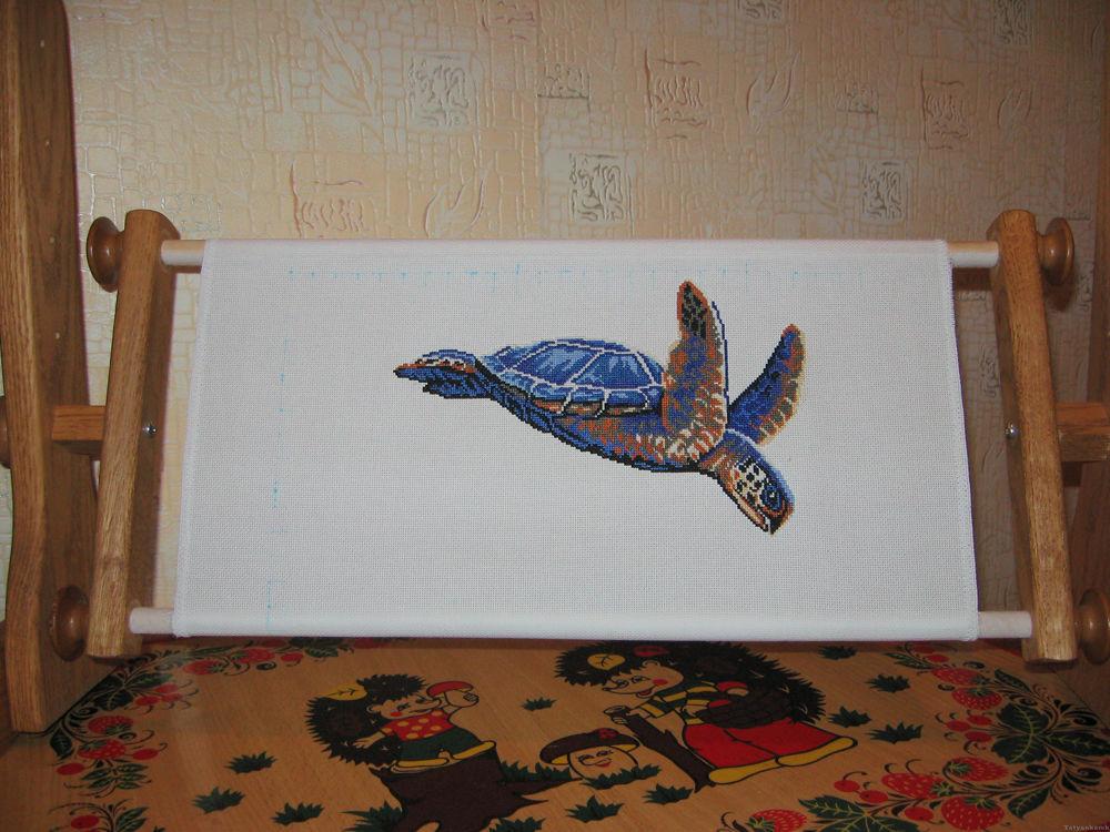 """Схема вышивки крестом """"Морские"""