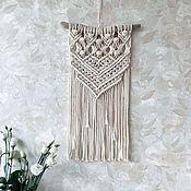 Для дома и интерьера handmade. Livemaster - original item Macrame panels in Boho style