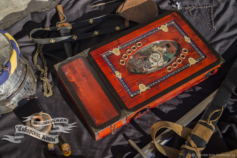 Набор для игры в Гвинт (формат № 5), Карточные игры, Камень-на-Оби,  Фото №1