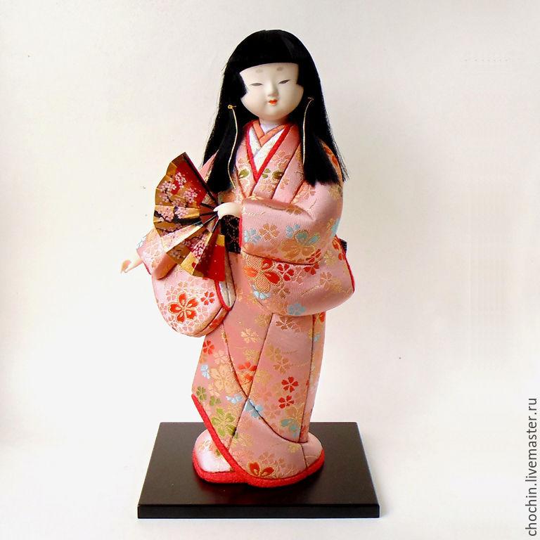 Японская кукла фото мастер класс