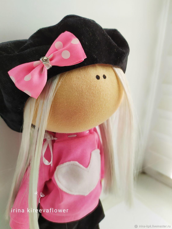 Кукла Лили, Куклы Тильда, Нижний Тагил,  Фото №1