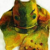 Аксессуары ручной работы. Ярмарка Мастеров - ручная работа Шапка,шарф. Handmade.