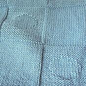 Работы для детей, handmade. Livemaster - original item baby blankets: Kids plaid