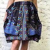 Одежда ручной работы. Ярмарка Мастеров - ручная работа Юбка бохо-шик Bali Soul. Handmade.