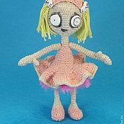 Куклы и игрушки ручной работы. Ярмарка Мастеров - ручная работа Ленор маленькая мертвая  девочка. Handmade.