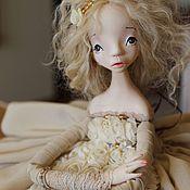 Куклы и игрушки ручной работы. Ярмарка Мастеров - ручная работа Будуарная кукла. Колетт.. Handmade.