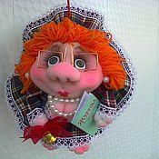 Сувениры и подарки handmade. Livemaster - original item doll Popik Teacher. Handmade.