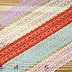 0040 Кружево капроновое 45 мм 5 цветов, Кружево, Санкт-Петербург,  Фото №1