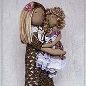 Куклы и игрушки ручной работы. Ярмарка Мастеров - ручная работа Мамино счастье. Handmade.