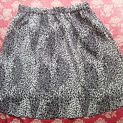 Одежда handmade. Livemaster - original item Skirt made of natural silk. Handmade.
