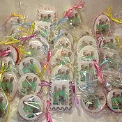 Подарки ручной работы. Ярмарка Мастеров - ручная работа бонбоньерка на свадьбу. Handmade.
