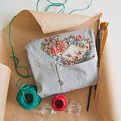 Одежда handmade. Livemaster - original item pocket friend the hedgehog. Handmade.