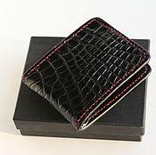 Сумки и аксессуары handmade. Livemaster - original item Wallet money clip. Handmade.