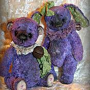 """Куклы и игрушки ручной работы. Ярмарка Мастеров - ручная работа """"Илюша"""" и"""" Таша"""". Handmade."""