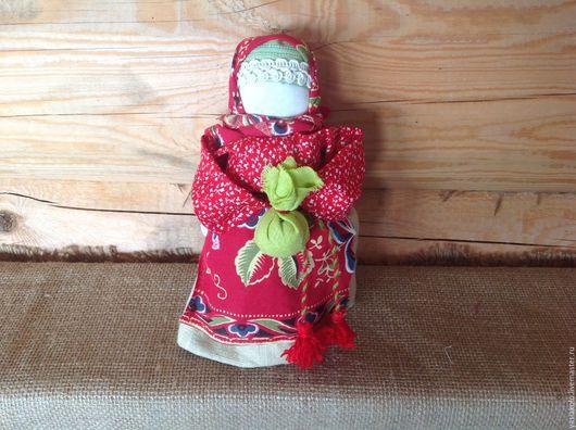 Народные куклы ручной работы. Ярмарка Мастеров - ручная работа. Купить Берегиня дома. Handmade. Кукла ручной работы, мешковина