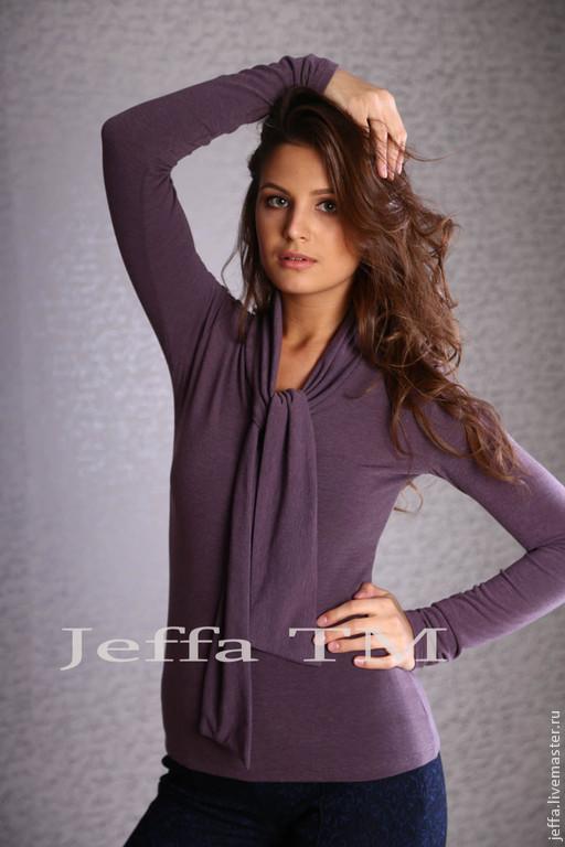 Джемперы и блузки купить