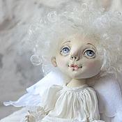 Куклы и игрушки ручной работы. Ярмарка Мастеров - ручная работа когда отдыхают ангелы.... Handmade.