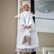 Куклы и игрушки handmade. Livemaster - original item Tilda Angel. Handmade.
