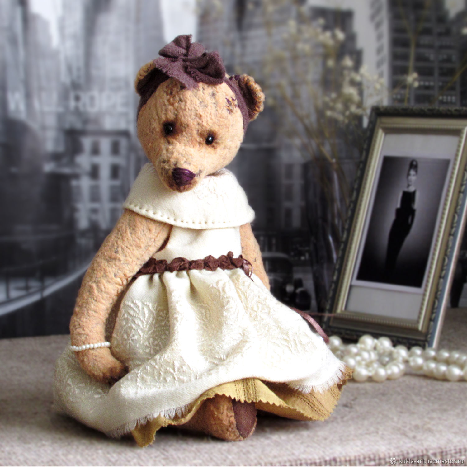 Audrey, Stuffed Toys, Monchegorsk,  Фото №1