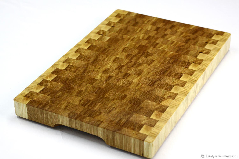 End cutting Board №94, Cutting Boards, Orekhovo-Zuyevo,  Фото №1