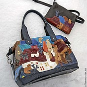 Сумки и аксессуары handmade. Livemaster - original item Bag and handbag