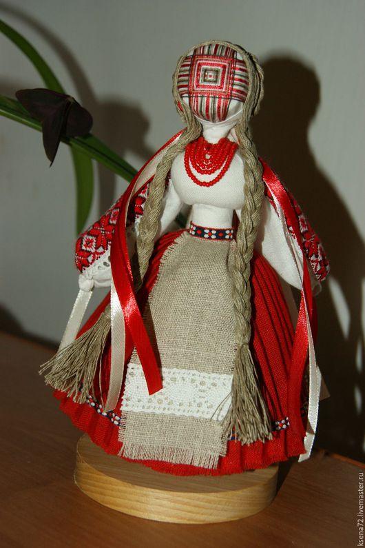 Народные куклы ручной работы. Ярмарка Мастеров - ручная работа. Купить Кукла мотанка. Handmade. Кукла-оберег, украинская кукла