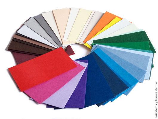 Дизайнерский картон разноцветный