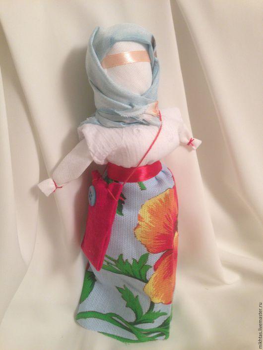Народные куклы ручной работы. Ярмарка Мастеров - ручная работа. Купить Купчиха Успешница. Handmade. Успешница, кукла без лица