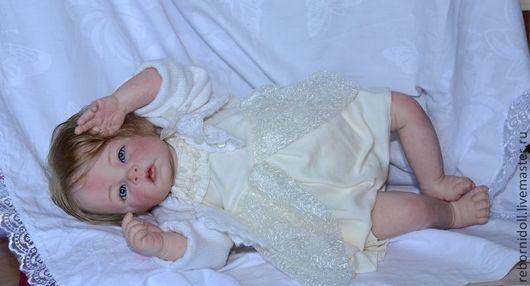 Куклы-младенцы и reborn ручной работы. Ярмарка Мастеров - ручная работа. Купить Кукла реборн Лукерья. Handmade. Кукла реборн