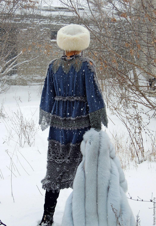 14315bcfca764 Зимнее БОХО платье (31) – купить в интернет-магазине на Ярмарке ...