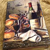 """Для дома и интерьера ручной работы. Ярмарка Мастеров - ручная работа Короб """"Французская рапсодия"""". Handmade."""