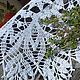 Decorative napkins: Napkin ' Summer', Doilies, Vologda,  Фото №1