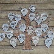 Для дома и интерьера handmade. Livemaster - original item Interior elements: Family tree. Family tree.. Handmade.