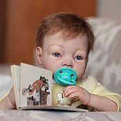 Куклы и игрушки ручной работы. Ярмарка Мастеров - ручная работа Кукла реборн Юрочка. Handmade.