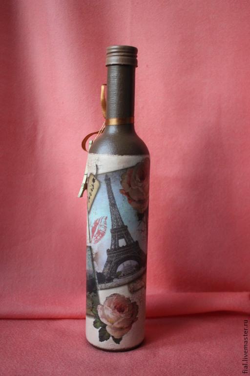 'Paris' bottle, Bottles, Moscow,  Фото №1
