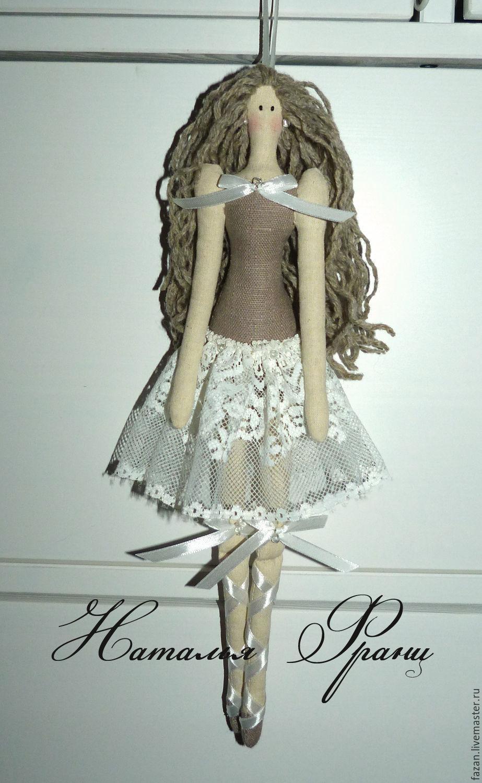Кукла тильда балеринка Бетти